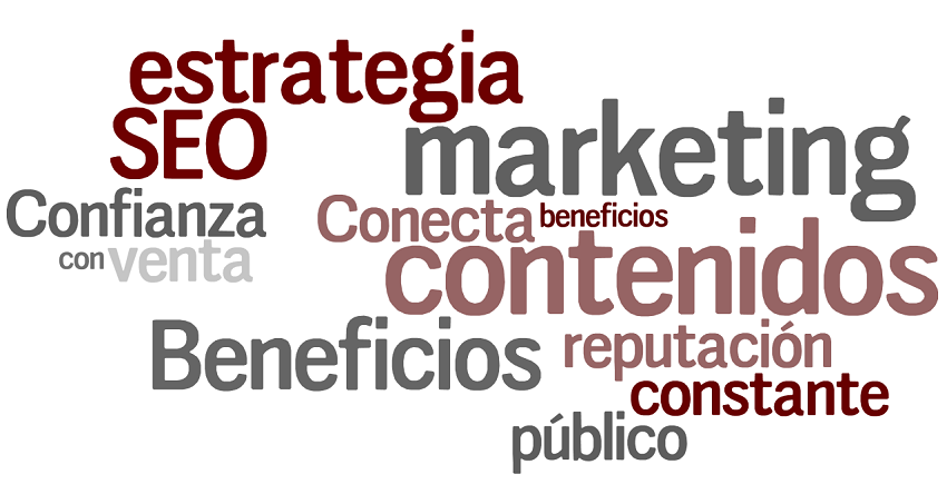 SEO marketing contenidos